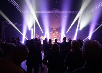 Hügelland Event - Lord Bishop